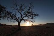 Sonnenuntergang bei Duene 45