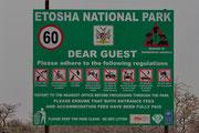 Parkregeln
