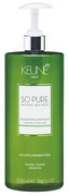 SO PURE Energizing Shampoo 1000 ml