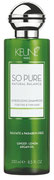 SO PURE Energizing Shampoo 250 ml