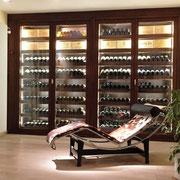 Split avec évaporateur intégré pour cave à vins Montpellier