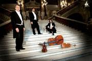 J. B. Vuillaume String Trio -Paris
