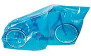 Wetterschutz für Dreiräder von Pfau-Tec in Ulm