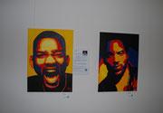 Will Smith und Lenny Kravitz