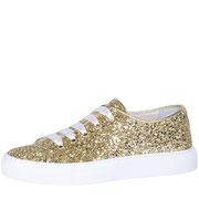SUZAN - gold-Glitter - Gr. 36-41 - 139,00 €