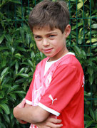 """Jorgos Spitzname """"JayJay"""" (Abwehrspieler) Neheimer Junge seit Jan.2009 Geb. 08.06.04"""