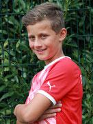 """Maik Spitzname """"Junior"""" (Abwehrspieler) Neheimer Junge seit Dez.2008 Geb. 12.07.04"""