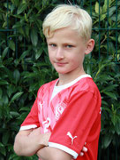 "Flynn Spitzname ""Flynni"" (Angriffsspieler)  Neheimer Junge  seit Jan.2011 Geb. 06.09.04"