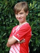 """Yannick Spitzname """"Toppi"""" (Mittelfeldspieler)  Neheimer Junge  seit Aug.2012 Geb. 06.08.04"""