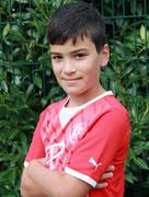 """Enes Spitzname """"Enni"""" (Mittelfeldspieler) Neheimer Junge seit Dez.2008 Geb. 14.01.04"""