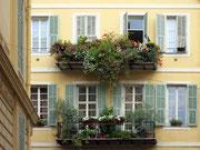 Fassade in der Altstadt