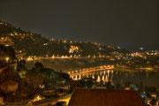 Villefranche sur mer in der Nacht