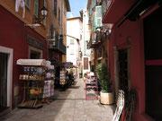 Altstadt von Villefranche sur mer