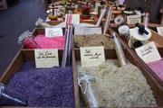 Salz aus aller Welt / Nizza Altstadt
