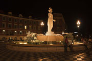 Brunnen am Place Massena