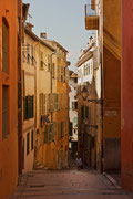 Vielle Ville Nizza Altstadt