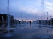 Fontaine jardin albert 1er