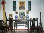 In einer chinesischen Familie