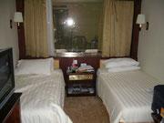 Meine Kabine auf dem Schiff