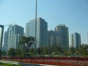 Erste Eindrücke von Peking