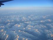 Über Sibirien