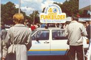 """Feier zu """"40 Jahre Funkbilder aus Niedersachsen"""" im und am Funkhaus am 22.5.1988"""