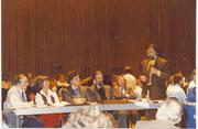 """""""Blick ins Land"""" im Kleinen Sendesaal am 29.3.1986"""