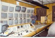 Fernsehregieraum 1994