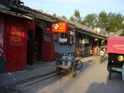 Straße in Alt-Peking
