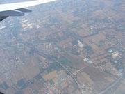 Landeanflug Pking