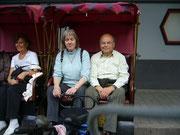 Rikschafahrt in Alt-Peking