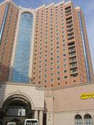 Unser Hotel in Shanghai