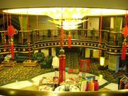 Foyer auf dem Schiff