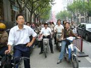 Viel Verkehr