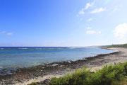 250大度浜海岸(ジョン万ビーチ)