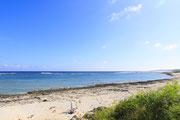 246大度浜海岸(ジョン万ビーチ)
