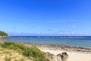 245大度浜海岸(ジョン万ビーチ)