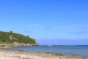 243大度浜海岸(ジョン万ビーチ)