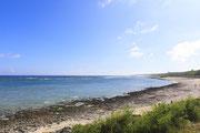 252大度浜海岸(ジョン万ビーチ)