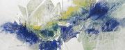 SOMMERTRAUM - 2012 - Acryl - 80x200 cm (im Besitz der öffentlichen Hand)