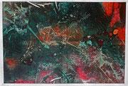 ohne Titel - 2020 - Acryl - 70x100 cm