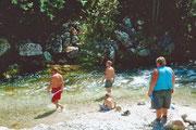 Freizeit - Spiel und Erholung an der Gießenbachklamm