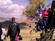 Экскурсия по местам стоянок Чингисхана. Сентябрь 2014 г.