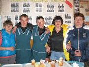 Районная Пасха 2015 в с. Никольск.