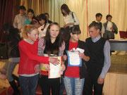 """Иволгинск. Конкурс """"Первый успех"""" 27.11.2014 г."""