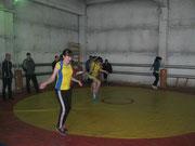 """Спортивные соревнования """"Девушки спортивные"""" 13.03.2015 г."""