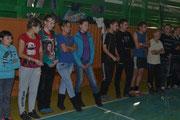 Посвящение в студенты 30.10.2014 г.