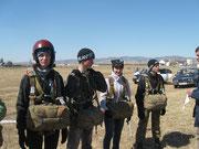 19 апреля 2013 г. Прыжки с парашютом. Бичурский район.