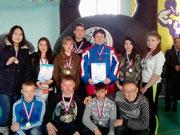 Первенство Мухоршибирского района по гиревому спорту  26 января 2018  года.