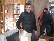 Выборы Председателя студенческого самоуправления 04.02.2015 г.